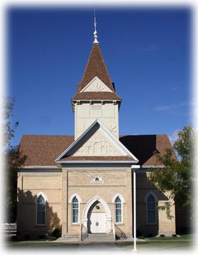 Church built in 1904