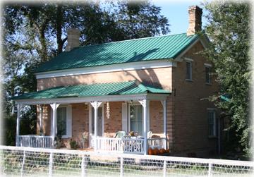 Old Elmer Taylor Home