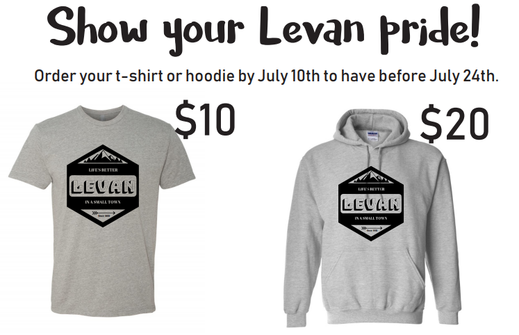 picture of 2019 levan shirts